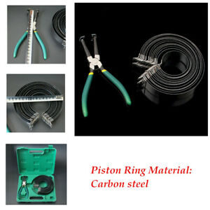 15 car Piston Ring Compressor Set Disassembly Tool Widening Assembly Pliers