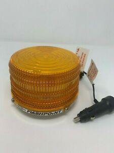 Sho Me Flashpoint 360 Led Beacon Magnetic Mount Amber spring Has Arrived