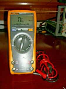Fluke 175 True Rms Digital Multimeter passes Fluke Performance Verification