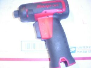 Snap On Cts725 1 4 Hex Microlithium Cordless Screwdriver Bare Tool