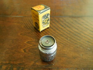 Vintage Santay Se Automobile Cigar Cigarette Lighter Replacement Unit Insert Nos