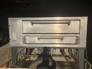 Marsal Sd 448 Gas Stone Deck Pizza Oven