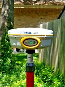 Trimble 5800 Gps Survey Rtk Receiver Base Or Vrs Rover