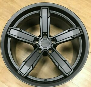 4 20x10 11 Iroc Z Staggered Tires Package Satin Black Camaro Wheels Rims Tpms