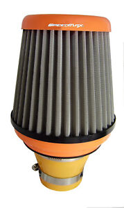 Air Filter 3 Sport Yellow New Design Universal For Car Truck Suv