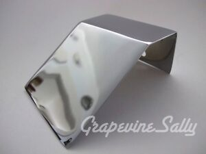 Wedgewood Vintage Stove Parts Heavy Duty New Chrome Griddle Flame Reflector