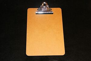 Small Staples Clipboard Mini 6 X 9 6 X 9 6 Inches By 9 Inches Office School In