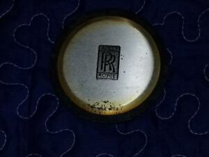 Vintage Rolls Royce Rr Tax Disc Holder Free Shipping