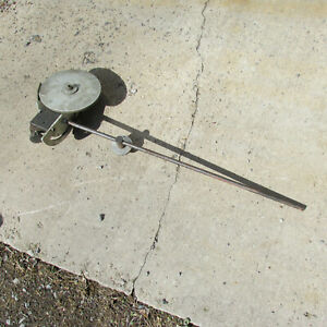 Foley Belsaw 1055 Sharp All Chain Saw Grinding Attachment