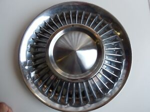 1956 1957 Lincoln Continental Mkii Hub Caps 4 In One Sale