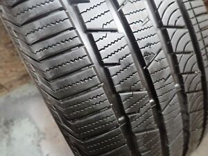 4 255 45 20 101h Continental Cross Contact Lx Sport Tires 9 10 32 0418