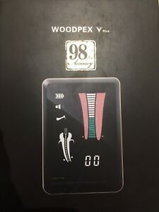 Woodpecker Dpex 5 Plus Gold Apex Locator With Clear Bright Lcd Clear Image