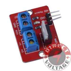 5pcs Mosfet Button Irf520 Mosfet Driver Module For Raspberry Pi Arduino Arm