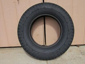 Calif 7 00x16 Tire 6 Ply Nylon Vintage Car Truck Chevy Ford Dodge Gmc Classic