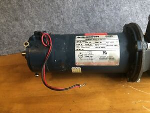 A O Smith Dc Motor 1 Hp 90 Vdc