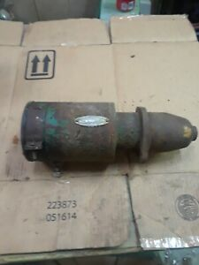 Oliver Tractor Delco remy Starter Model 77 others