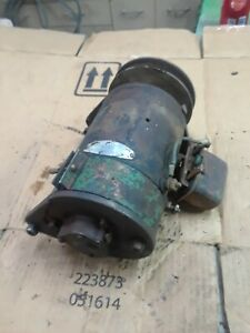 Oliver Tractor Delco remy Generator Model 77 others