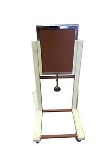 Alpha Omega Services Loading Rolling X ray Radiation Loading Shield 20 X 15