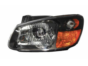 Fits Kia Spectra5 Hatchback 08 09 Headlight Lamp Left Driver Side Replacement