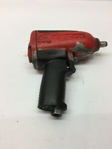 Snap on 1 2 Pneumatic Air Impact Wrench Mg725