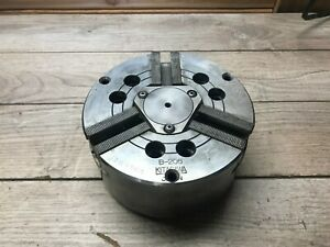 Kitagawa B206 3 Jaw Power Chuck W A 2 5 Mount