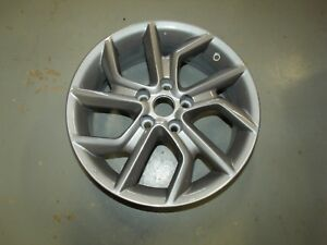 2013 2015 Nissan Sentra Wheel 17x6 5 10 Fork Spoke Full Painted Light Charcoa