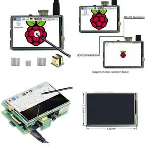 Uctronics 3 5 Inch Hdmi Tft Lcd Display With Touch Screen Touch Pen 3 Heat Sin