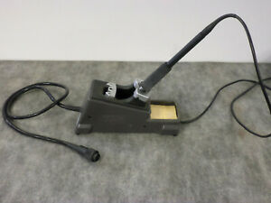 Jbc T2245 Soldering Handpiece With Ad 8245 Stand 2245 038 Cartridge Tested