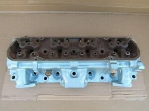 1 4x 1h Pontiac Cylinder Head 112cc 455 Firebird gto V8 Engine 1973 1974 Oem Gm