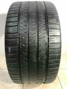 High Tread Used Tire 1 285 35r19 Michelin Pilot Sport A S 3