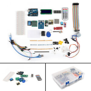 Rfid Starter 1602 For Arduino Uno R3 Upgraded Version Learning Suite Diy Kit B3