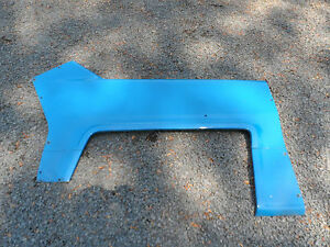Ford 8000 Right Hand Hood Panel