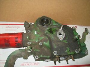 John Deere 750 Yanmar Governor Front Cover Am882574