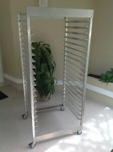Aluminum Drying Rack With Screens