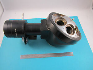 Leitz Wetzlar Germany Microscope Nosepiece Objective Holder Optics Part 4