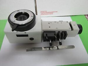 Leitz Wetzlar Germany Vertical Illuminator loaded Microscope Optics Bin n1 09