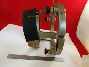 Large Mil Spec Optical Mounted Zerodur Mirror Laser Optics As Is Bin m3 b 06