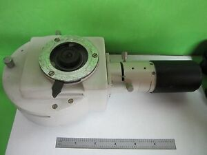 Microscope Part Leitz Ploemopak Vertical Illuminator Optics As Is Bin t2 01