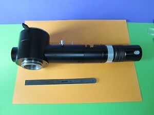 Microscope Part Leitz Wetzlar Germany Vertical Illuminator As Is Optics Bin 36