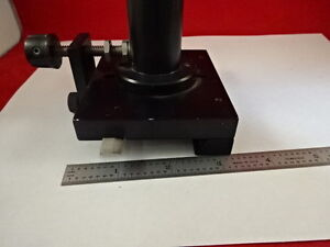 Oriel Rotatable Fixture Optical Support Laser Optics As Is B tb5 4