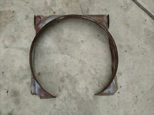 International 300 Utility Tractor Radiator Fan Shroud