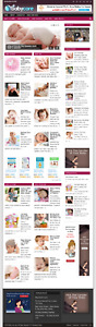 Baby Care Tips Wordpress Niche Blog Website With Free Installation And Setup