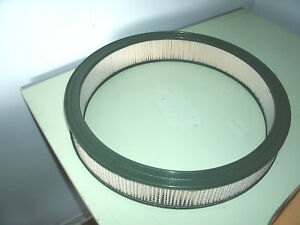 1957 Ford Passenger Car Only Stock Dual Quad Air Filter Element Nice Fomoco