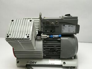 Pfeiffer Xtradry 150 2 Dual Piston Vacuum Pump Tested
