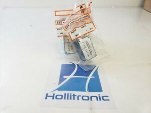 Lot Of 5 Itt Pomona 2417 Aluminum Enclosure Box