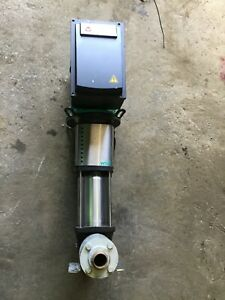 Wilo Centerfugical Circulator Helix Ve3604 3 16 e ks 2g used