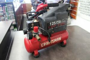 Craftsman 2 Gal Air Compressor 921 152100 local Pickup Only lin015476