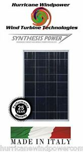 Peimar Os20p 20w 12 Volt Poly crystalline Solar Panel For Off Grid Rv Marine