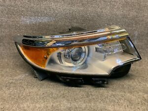 Oem 2011 2012 2013 2014 Ford Edge Xenon Headlight Right Side Rh Hid Complete