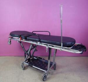 Ferno 93 p Proflexx Ems Ambulance Collapsible Stretcher Cot Gurney Bed Cart